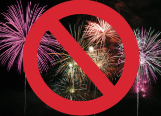 City council says no to fireworks in city limits.