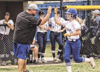 Wildcats, Softball, Piedmont High School, Piedmont Tribune