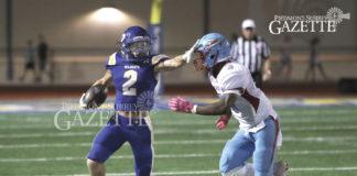 Hugh Scott Jr, Wildcats, Piedmont, Football
