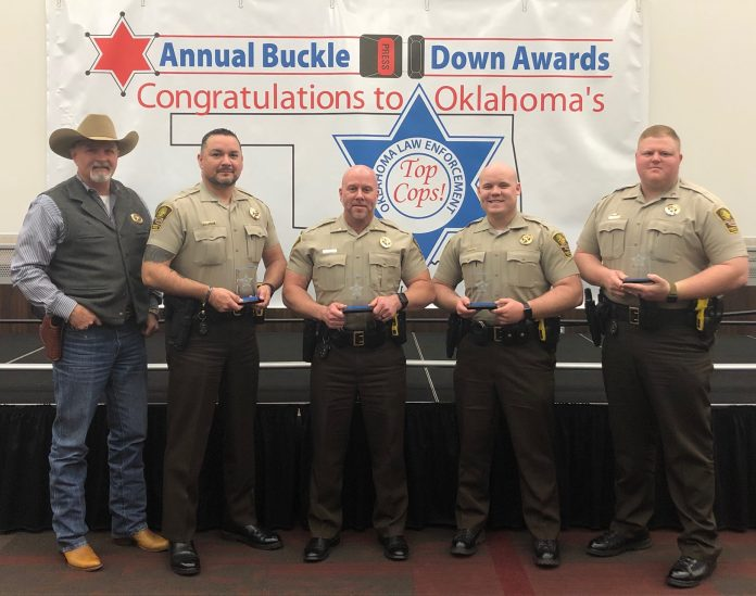 Four Canadian County Sheriff U0026 39 S Deputies Honored Piedmont